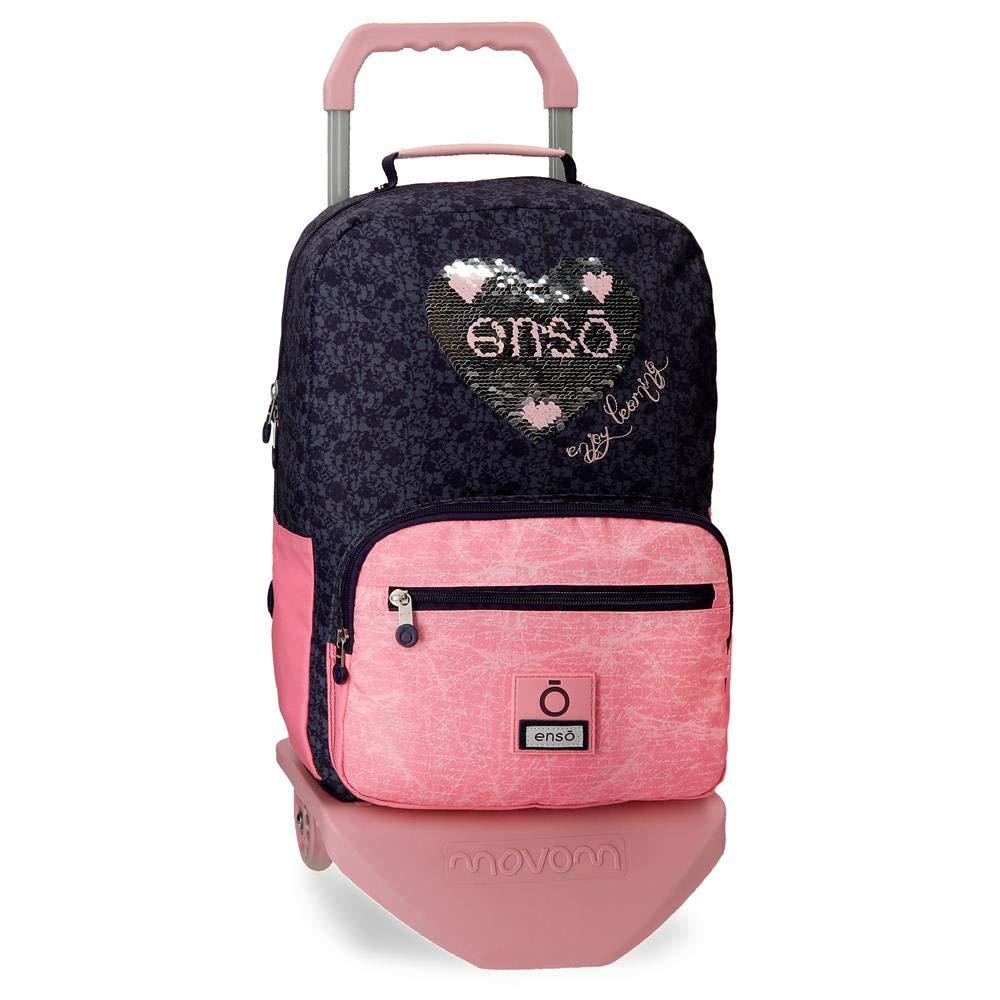 Enso Learn Schoolbagバックパックマルチカラー42 cm 18,82 l   B07NZ7MNL3