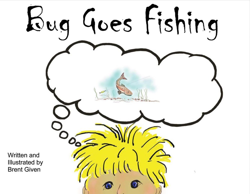 Bug Goes Fishing (Bug's Adventures)