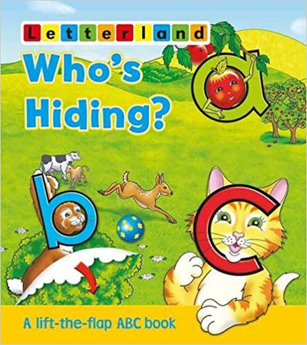 Who's Hiding ABC Flap Book (Letterland Picture Books)