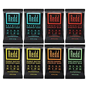 Redd Plant-Based Superfood Energy Bars