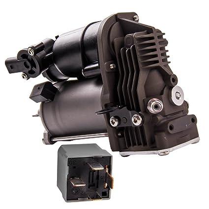 Amazon com: Air Ride Suspension Compressor Pump for Mercedes