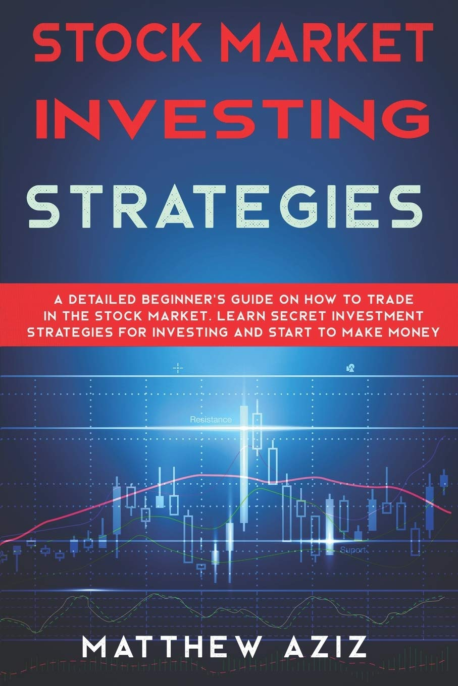 Stock Market Investing Strategies: A Detailed Beginner's Guide on How to  Trade in the Stock Market. Learn Secret Investment Strategies for Investing  and Start to Make Money: Amazon.de: Aziz, Matthew: Fremdsprachige Bücher