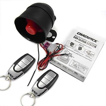 Losenlli Dispositivos de alarma de automóvil durables ...