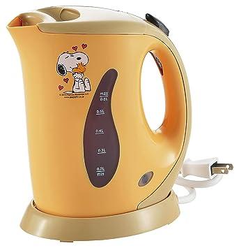 tamahashi Snoopy (Snoopy) Personal eléctrico hervidor de agua 0.6L sn-204: Amazon.es: Hogar