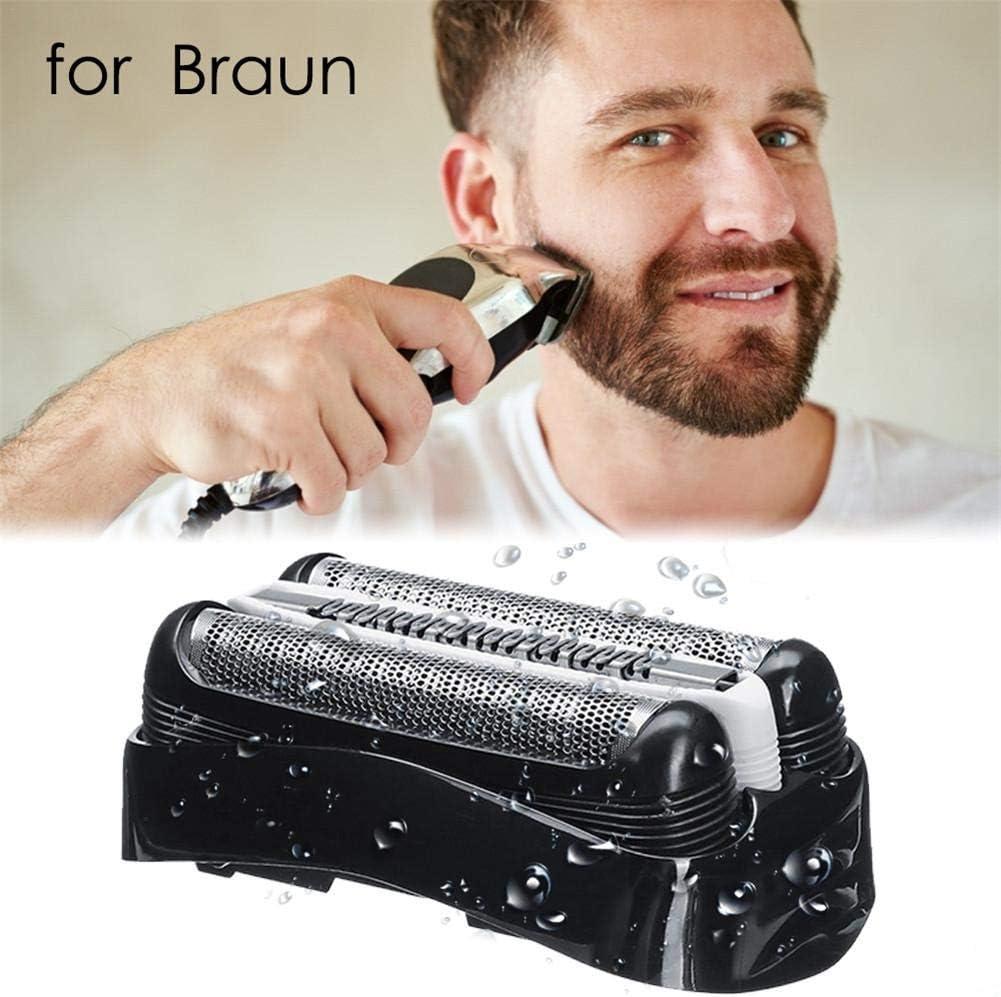 bearivt Maquinilla De Afeitar con Cabeza De Repuesto para Braun ...