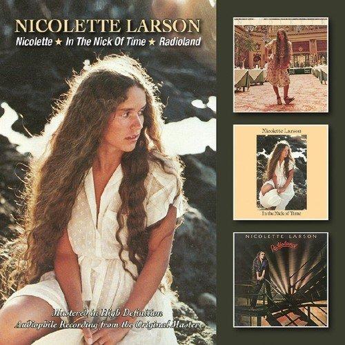 Nicolette Larson - Larson, Nicolette-Very Best Of NIcolette Larson-warner-rhino - Zortam Music