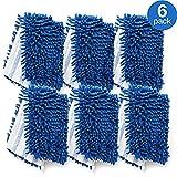 Vileda Microfibre Flip Mop Refill (Pack of 6)