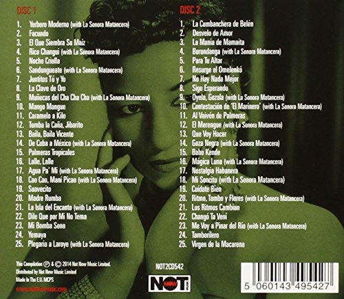 Buy celia cruz cd