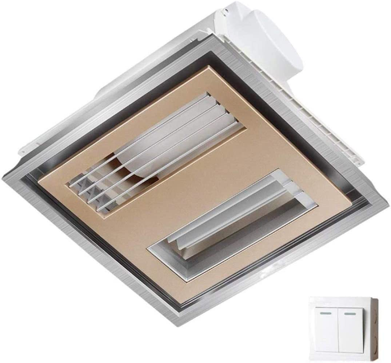 Cocina Integrada De Techo Refrigerador De Baño Ventilador De Techo ZHAOSHUNLI 20/6/5: Amazon.es: Hogar