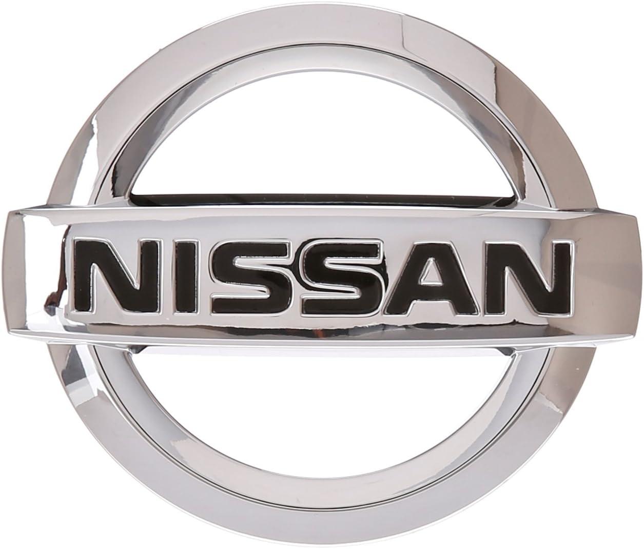 Radiator Emblem Genuine Nissan 62890-JA000