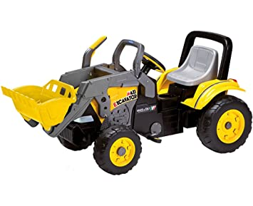 Peg Perego IGCD0552 - Pala excavadora a pedales mini: Amazon.es: Juguetes y juegos