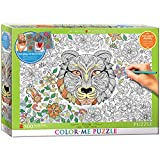 EuroGraphics Tiger Color Me Puzzle (500 Piece)