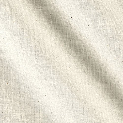 108in Roc-Lon Unbleached Muslin Natural Fabric By The Yard