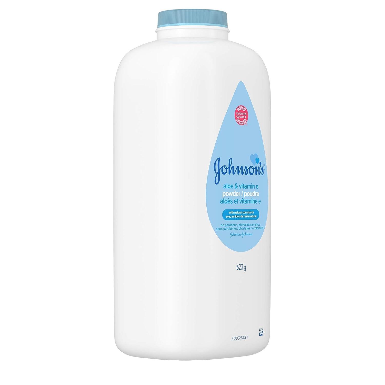 Johnsons Baby Powder With Aloe Vera Vitamin E And Cornstarch Cussons Cream Soft Smooth 100gr 623g Health Personal Care