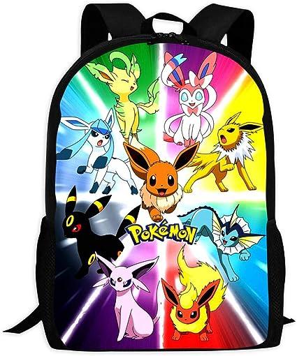 Kids Backpack Boys Girls School Bags Cartoon Character Childrens Rucksack New Ba