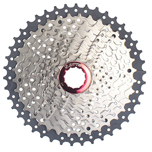 - ZTTO Bicycle Parts Wide Ratio MTB Cassette 11 Speed 11-42T