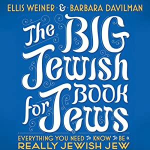 The Big Jewish Book for Jews Audiobook