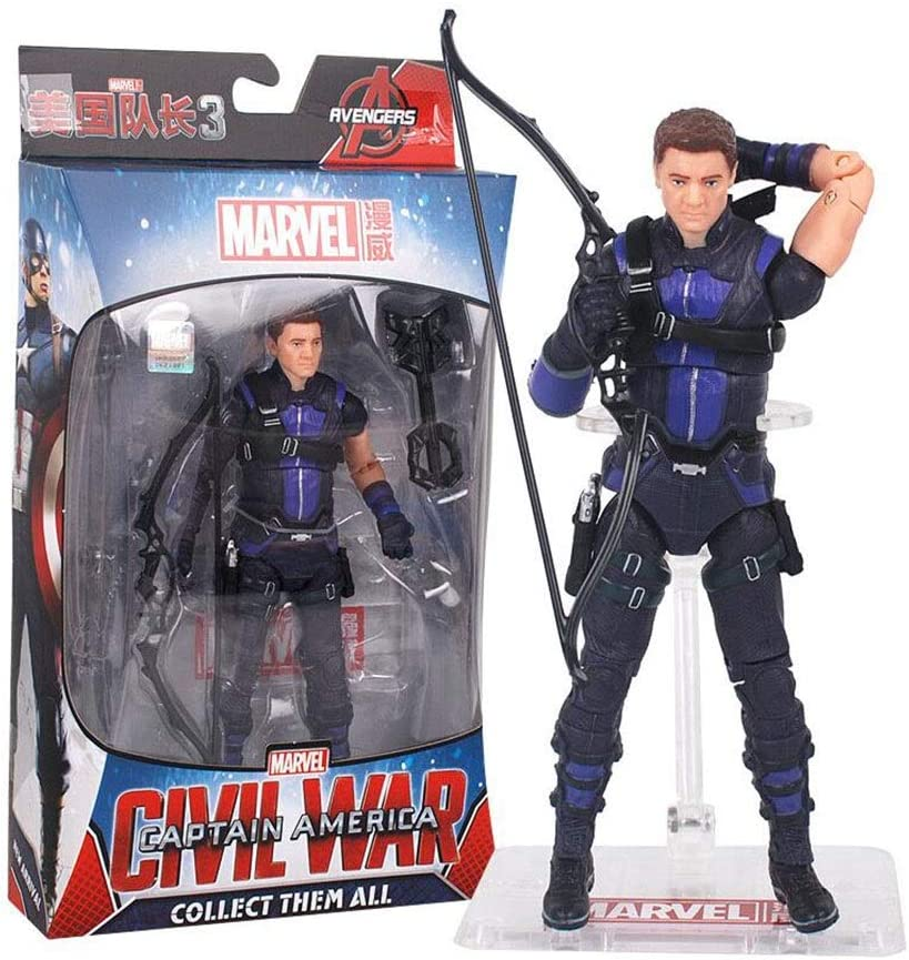 Marvel Avengers 3/4 Toys - Marvel Titan Hero Series - Iron ...