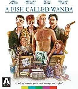 A Fish Called Wanda (Special Edition) [Blu-ray]