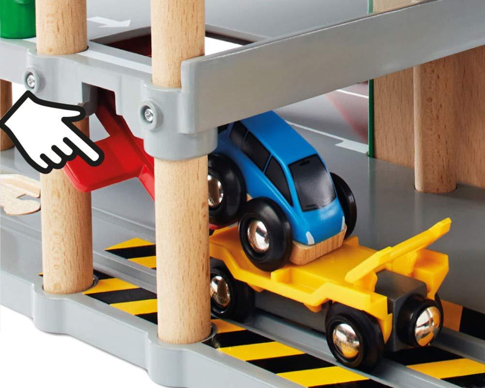 Afholte BRIO World - Parking Garage: Amazon.co.uk: Toys & Games VS-74