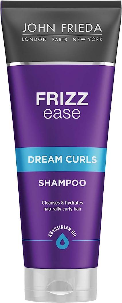 John Frieda Frizz Ease Dream Curls Shampoo For Curly Hair 250 Ml Amazon Co Uk Beauty