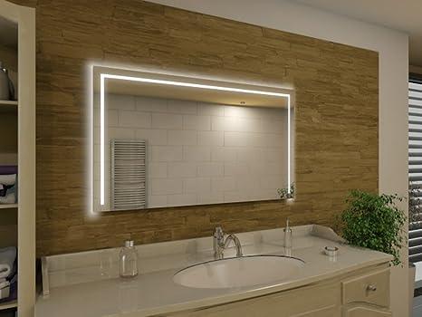 Specchio con illuminazione garland m l design specchio per