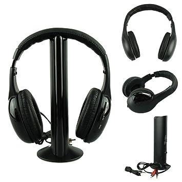 Auriculares inalámbricos, Lary Intel inalámbrico auriculares casque sans fil ecouteur de audio Hi-Fi