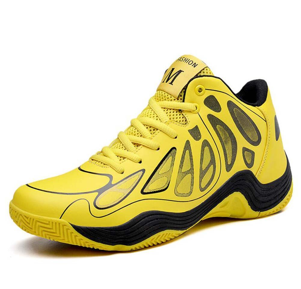 Schuhe Gym Sportschuhe Mid Turnschuhe Männer Farbspiel 39 45