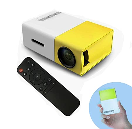 Roguci - Proyector inalámbrico Full HD Inteligente Bluetooth 1080P ...