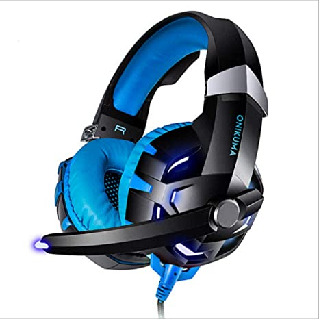 Amazon Com Osum Gaming Headset Game Wireless Gaming Running Lighting Boys Bluetooth Durable Gamer Headphones With Microphone Computer Computers Accessories