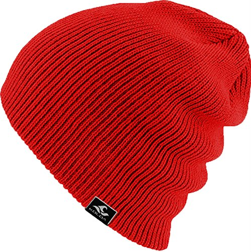 Koloa Surf Co. Original Soft & Cozy Beanies - Red