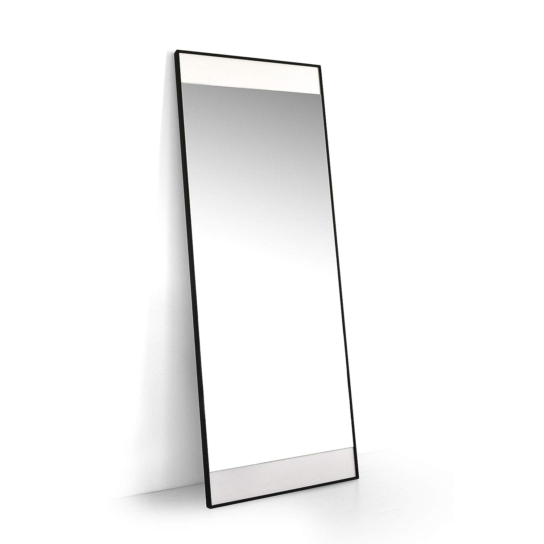 Cribel Best Specchio, Legno, Bianco, 70x4x190 cm 8054633415207 8054633415207_BIANCO