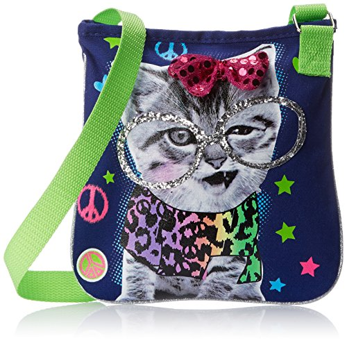 Accessories 22 Girls' Cool Kitty Photo Real Crossbody Bag