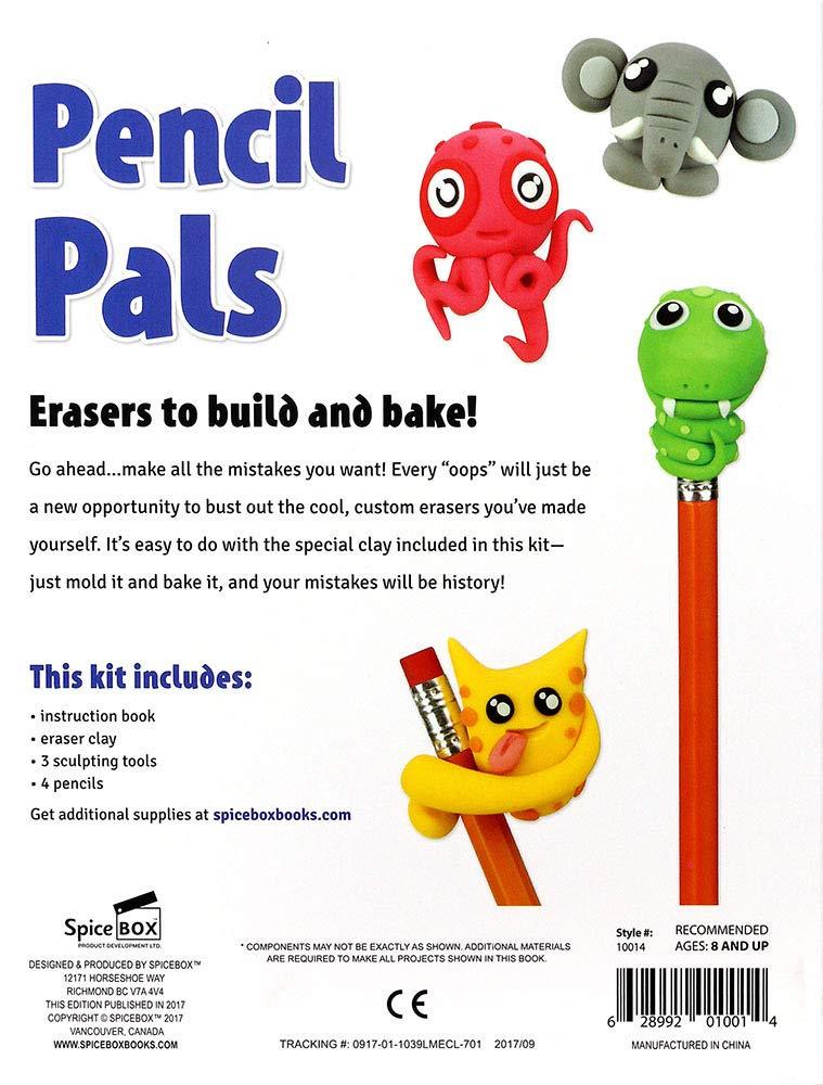 Spice Box Pencil Pals