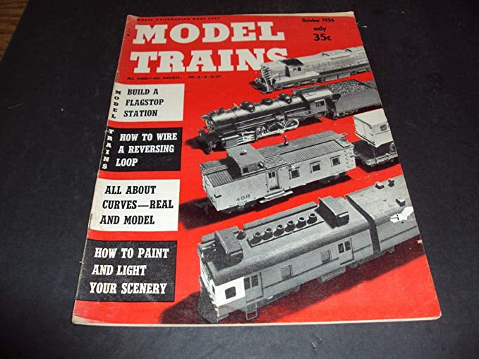 model trains oct 1956 how to wire a reversing loop at how to wire a reverse loop for model railroads wiring dcc wye wiring diagram general