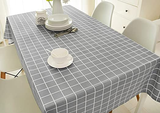 Elegant Tablecloth Waterproof Table Cover For Kitchen Dinning Tabletop  Decor Dinner Parties Outdoor Picnics Living Room