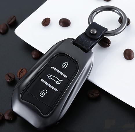 Amazon.com: yuwaton Llaveros funda de llave de coche para ...
