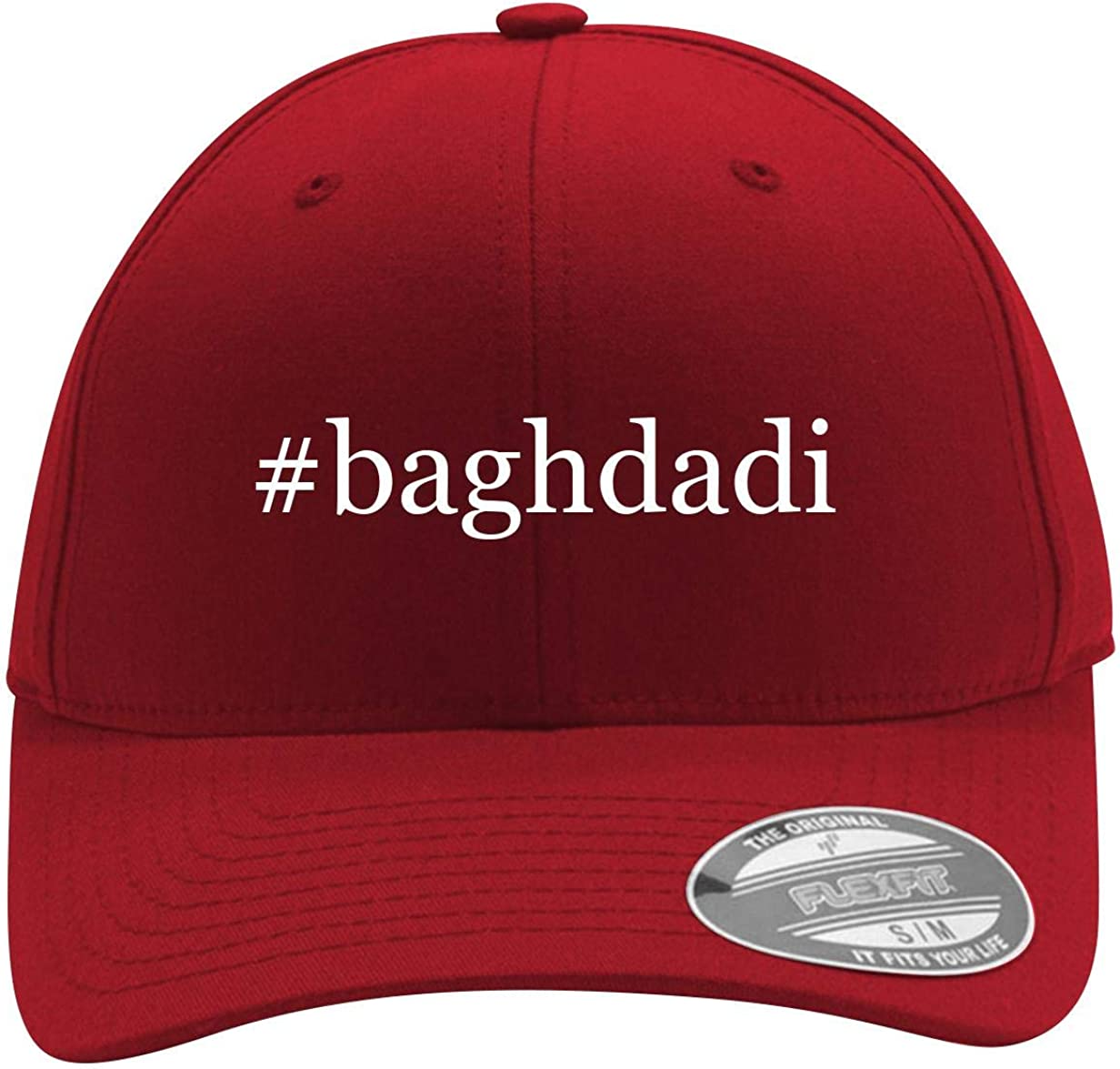 #Baghdadi - Men's Hashtag Flexfit Baseball Cap Hat