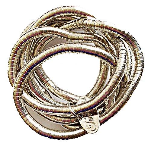 As Seen on Tv Twistlets - Bend It, Twist It Wear It Can Be a Hair Accessory (Silver)