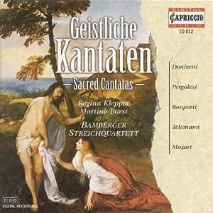 Geistliche Kantaten (Sacred Cantatas)
