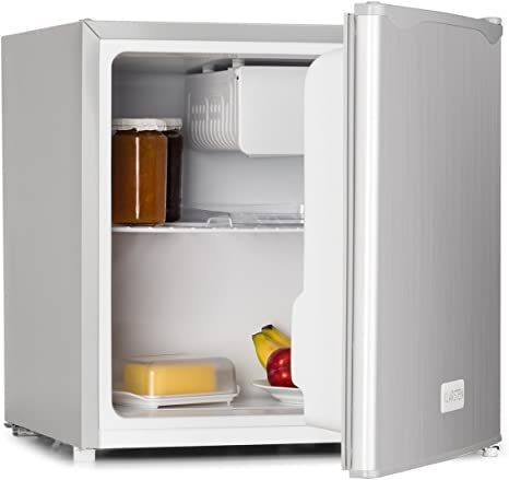 Klarstein 50L1-SG • Minibar • Mini nevera • Nevera para bebidas ...