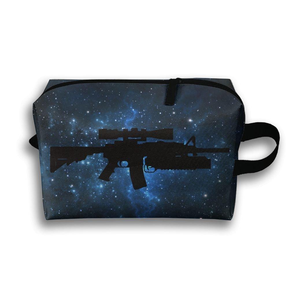 Sniper Rifle Gun Travel Cases抵抗キャリーハンドルHangingバッグ B079N95YBL