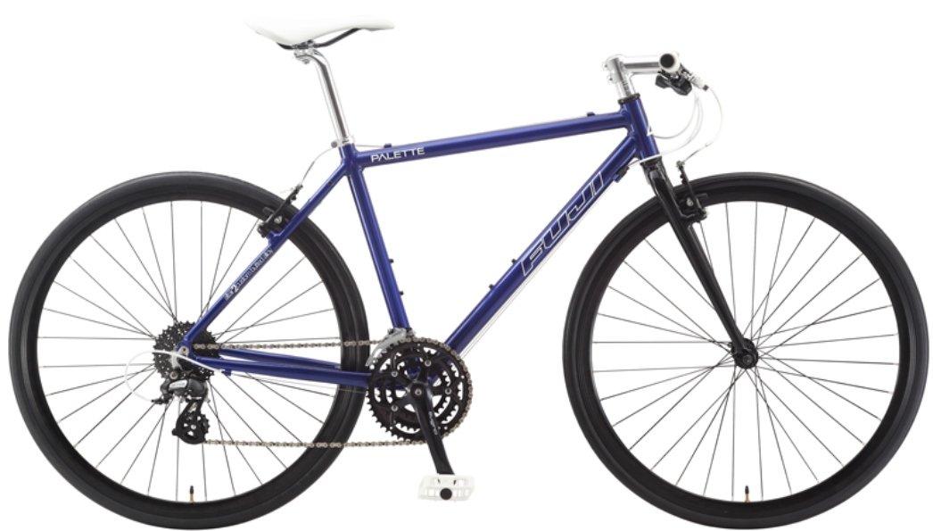 フジ PALETTE パレット 3×8speed FINE BLUE クロスバイク B00OAWC4FS15