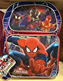 Marvel Ultimate Spider-Man Web-Warriors 14 inch Backpack