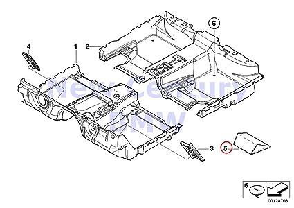 amazon 2 x bmw genuine floor covering rear foot rest black 2014 BMW M5 2 x bmw genuine floor covering rear foot rest black 740il 740ilp 750il 750ilp 745li 750li