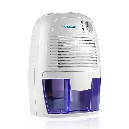 Luftentfeuchter Powilling ML Kompakter Und Tragbarer Mini - Luftentfeuchter schlafzimmer