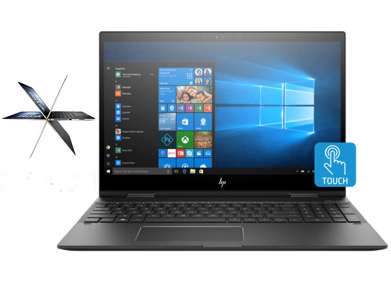 高級品市場 HP | envyX360 15Zコンバーチブル2-IN-1プレミアムホームとビジネスノートPC(AMD Ryzen + 5 2500Uクアッドコア、16GBRAM、4TBSATA RAM SSD、15.6