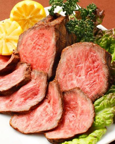 ステーキコージのローストビーフ