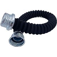 0.5M Gas Rubber Masker Slang Buis Verbinding tussen Gas Masker en Filter Patroon
