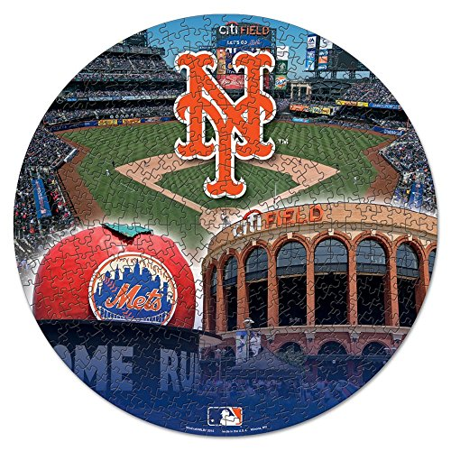 WinCraft MLB New York Mets Puzzle in Box (500 Piece)